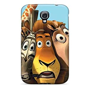Samsung Galaxy S4 DJG15842lnNe Custom Beautiful Madagascar 3 Pictures Best Hard Cell-phone Cases -RudyPugh