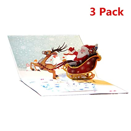 Mail & Shipping Supplies Paper Envelopes The Cheapest Price Merry Christmas Series Greeting Card Message Holiday Greeting Card Christmas With Envelope Creative Cartoon Thank You Card