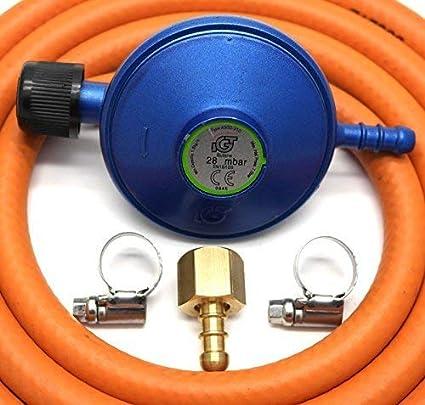 IGT Campingaz butano regulador de Gas manguera Kit Reino ...