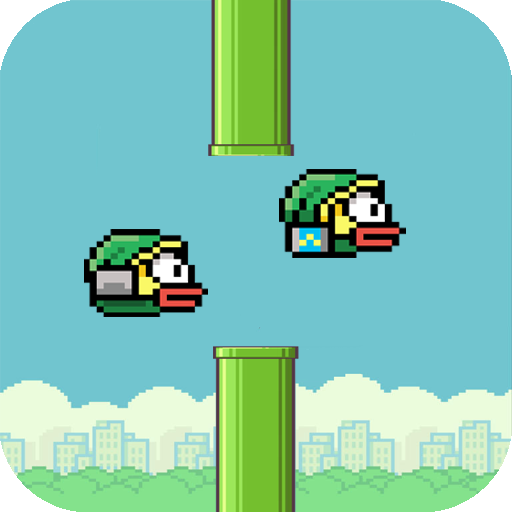 - Flappy 2 Players