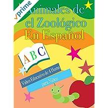 Animales de el Zoológico En Español Vídeo Educativo de 4 Horas para Niños