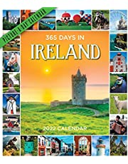 365 Days in Ireland Picture-A-Day Wall Calendar 2022: A Tour of Ireland by Photograph that Lasts a Year