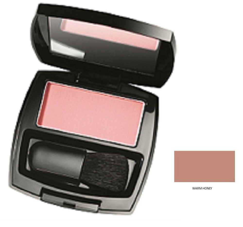 Avon True Colour Luminous Blush Mirrored compact - Warm Honey