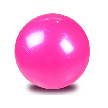 Ssery Balón de Yoga, balón de Equilibrio, balón Blando de ...