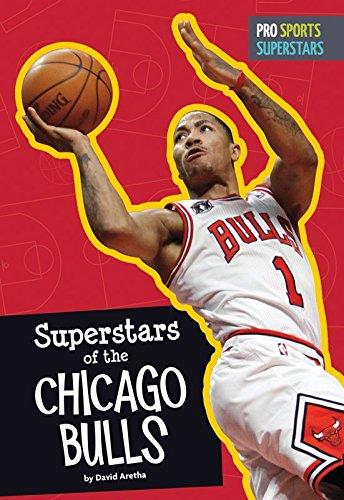 Superstars of the Chicago Bulls (Pro Sports Superstars (NBA)) por David Aretha