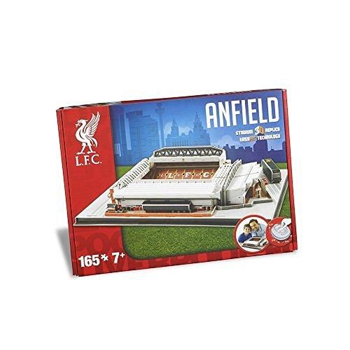 Nanostad Liverpool Anfield Stadium 3D Puzzle (3d Puzzles Stadium)