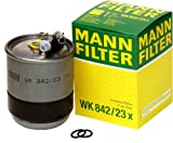 #6: Mann-Filter WK842/23x WK 842/23 X Fuel Filter