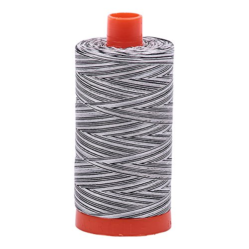 0wt 1422yds Variegated Mako Cotton Embroidery Thread ()