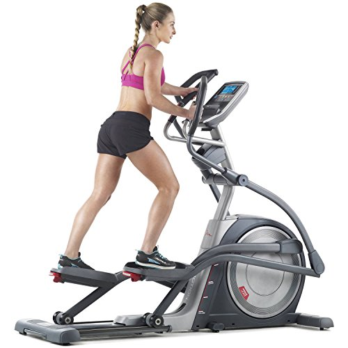 Freemotion 645 Elliptical, Powered by iFit