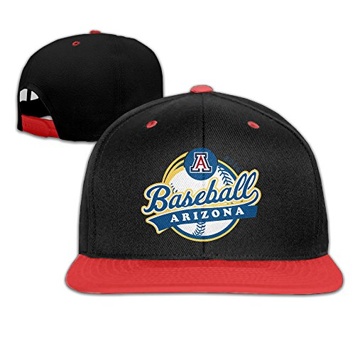Unisex Arizona Baseball Champion Team Snapback Hiphop Baseball Cap - Kids Tucson Center
