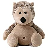 Warmies Beddy Bears Hedgehog with Lavender Scent Mottled Brown