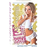 Doc Johnson Vivid 3 Hole Blow-Up Doll, Briana
