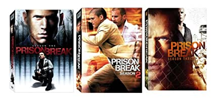 Amazon Com Prison Break Seasons 1 3 Dominic Purcell Wentworth Miller Amaury Nolasco Robert Knepper Sarah Wayne Callies Wade Williams William Fichtner Paul Adelstein Marshall Allman Rockmond Dunbar Jodi Lyn O Keefe Leon Russom Bobby