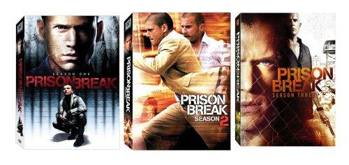Amazoncom Prison Break Seasons 1 3 Dominic Purcell