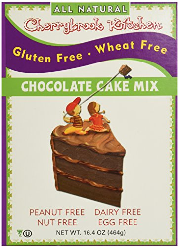 Cherrybrook Kitchen Gluten Free Chocolate Cake Mix, 16.4 -