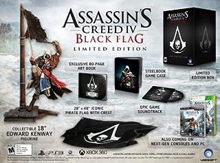 Assassin's Creed IV: Black Flag - Limited Edition (B00DYDKK3W) | Amazon price tracker / tracking, Amazon price history charts, Amazon price watches, Amazon price drop alerts