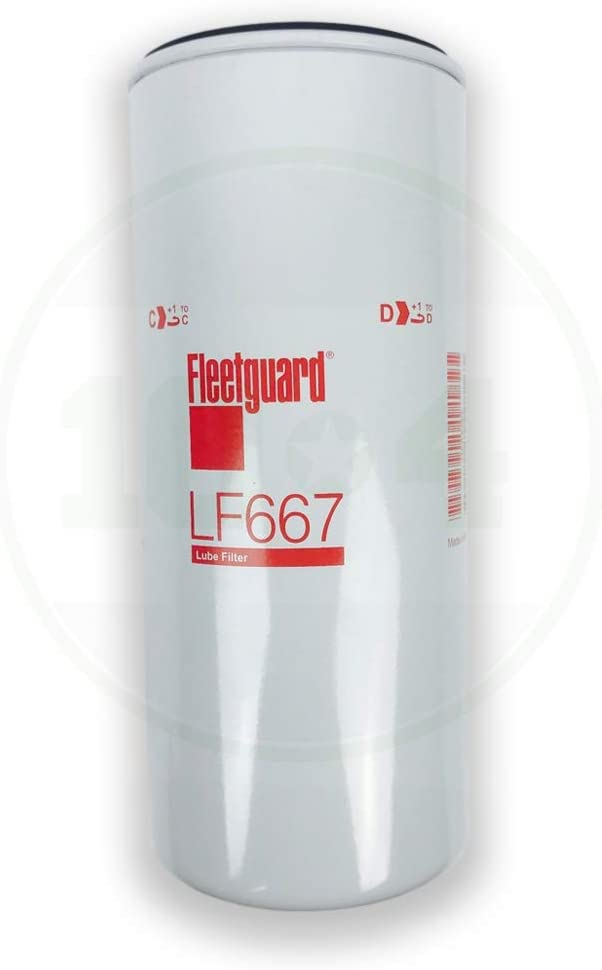 LF667 FLEETGUARD LUBE FILTER LFP3191