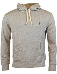 Men\u0027s Terry Hooded Pullover Sweatshirt