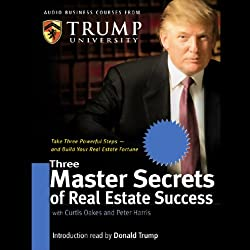 Three Master Secrets of Real Estate Success