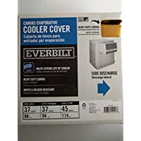 37 in. x 37 in. x 45 in. Side Draft Evaporative Cooler Cover