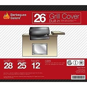 Amazon Com Barbeques Galore Grand Turbo Grill Cover