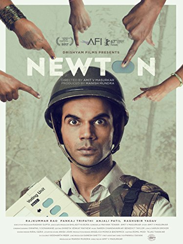 Newton (Best Comedy Show In India 2019)