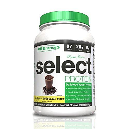 PE Science vegan protein powder