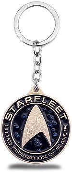 Starfleet Keychain