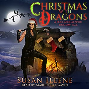 Christmas with Dragons Audiobook