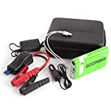 OEMTOOLS 24379 PPS-1 Personal Power Source with Smart Jump Cables