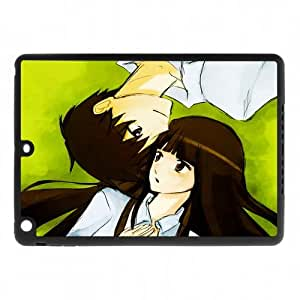 Hot Japanese Manga Series&Kimi ni Todoke Theme Case Cover for IPad Air - Hard PC Back&4 sides TPU Protective Case Shell-Perfect as gift