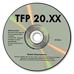 EGP TFP for Windows Tax Preparation Software