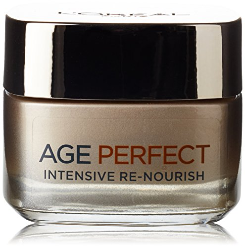 Age Re-Perfect Intensive Re-Nourish Restoring Day Cream, for Very Mature, Dry Skin By L'Oreal, 1.7 Ounce