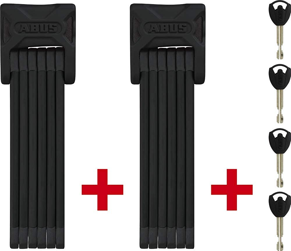 Image of ABUS Bordo 6000 Twinpack Back Machines