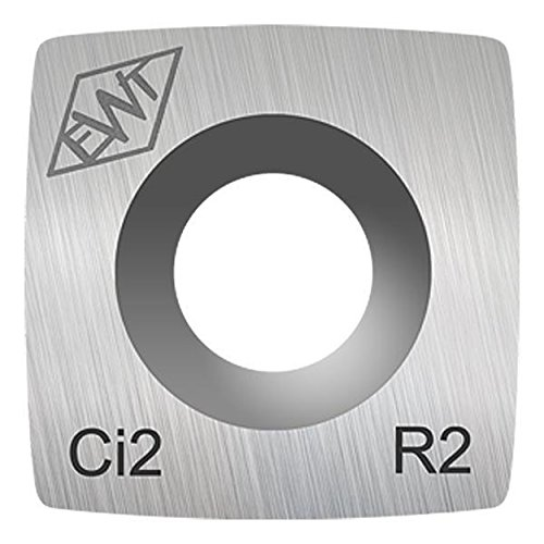 (Authentic Easy Wood Tools Ci2-R2 Carbide Replacement Cutter with 2