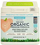 The Honest Co. Organic Non-GMO Premium Infant Formula with Iron, 40 Ounce