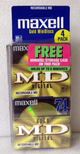 Highest Rated Minidiscs