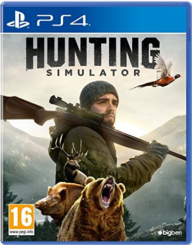 Hunting Simulator (PS4) (UK IMPORT)