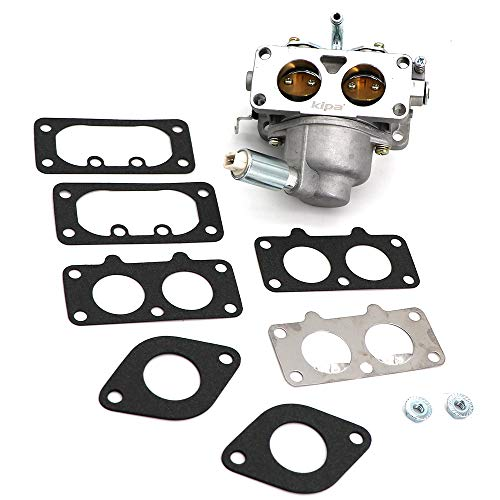 KIPA Carburetor For Briggs & Stratton 796258 796663 796259 792295 796997 Fits Most 40G000 40H000 44L000 Model 20Hp 21Hp 23Hp 24Hp 25Hp V Twin Engines With Mounting Gaskets