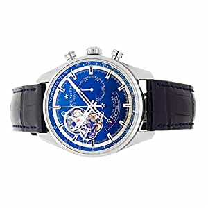 Zenith El Primero automatic-self-wind mens Watch 03.2085.4021/51.C700 (Certified Pre-owned)
