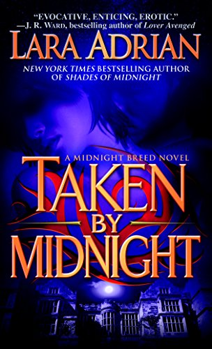 book cover of Taken by Midnight