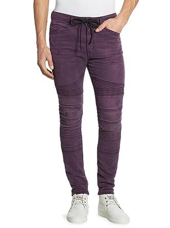 9aac8832d58 Diesel Jean Jogg Jeans Bakari-Ne Stretch Violet  Amazon.fr ...