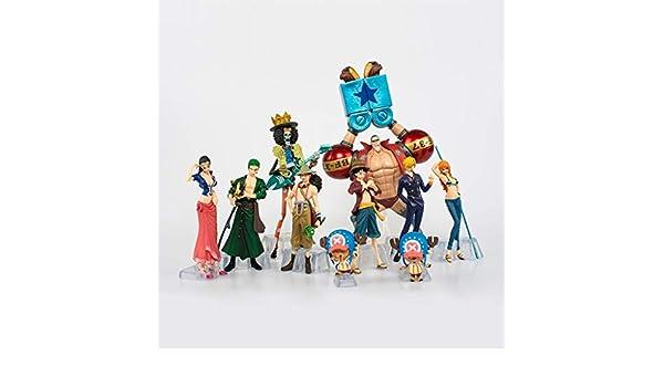 Estatuas de anime DUDDP Anime modelo One Piece 2 años ...
