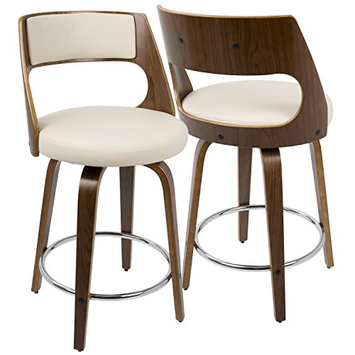 20 in. Counter Stool - Set of 2