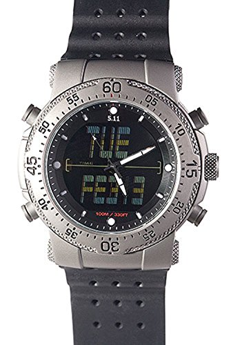 5.11 INC Tactical 5.11 Men's H.R.T. Titanium Watch