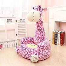 MAXYOYO Super Cute Plush Toy Bean Bag Chair Seat for Children,Cute Animal Plush Soft Sofa Seat,Cartoon Tatami Chairs,Birthday Gifts for Boys and Girls