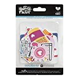 Bella Blvd 1260 Illustrated Faith Basics Paper Pieces Cardstock Die-Cuts, Family, Multicolor
