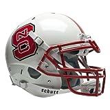 NCAA North Carolina State Wolfpack Authentic XP Football Helmet