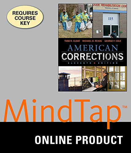 mindtap-criminal-justice-for-clear-reisig-coles-american-corrections-11th-edition
