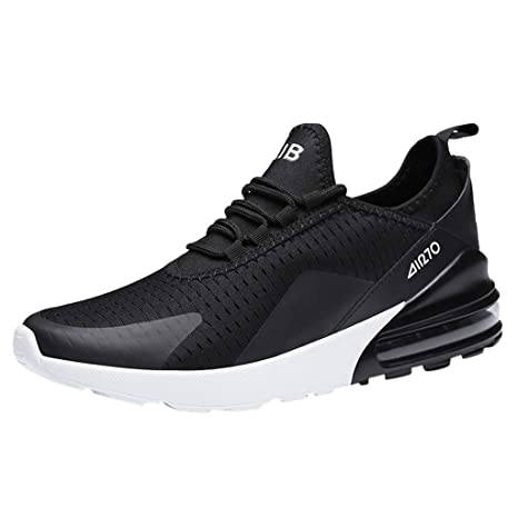 ee1d08fe99246 Amazon.com: JJLIKER Men's Lightweight Casual Walking Athletic Shoes ...